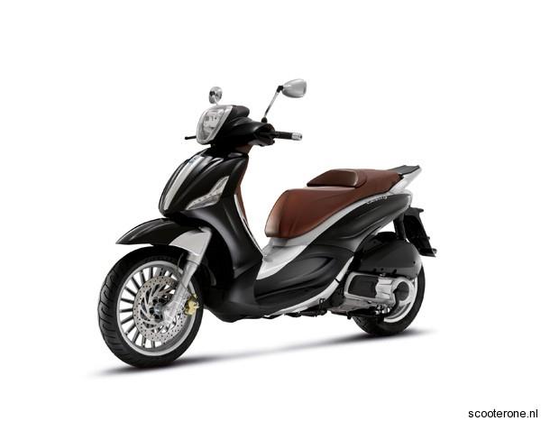 Piaggio New Beverly 300