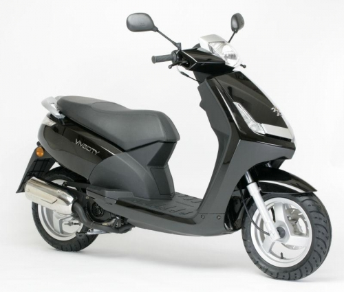 Peugeot New Vivacity
